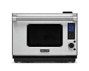 Four combi-vapeur/convection 20 Stainless, Brigade