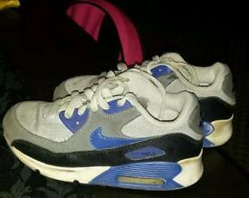 Nike Air Max boys 13