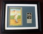 Eddie Collins Signed