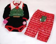 Baby Girl Santa Outfit