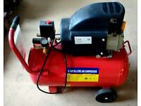 Air Compressor 50L Litre 2.5HP 8 BAR Electric 11 Gallon New Never Used..