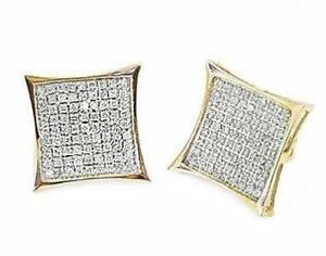 Men S 10k Gold Earrings