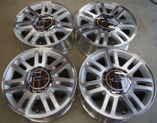 2016 F150 King Ranch >> Ford F150 Factory 18 Rims | eBay