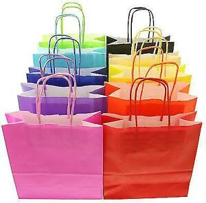 Gift Bag Fashion Black White Paper Kraft Bags Festival Supplies 3 Sizes 4 Styles To Choose Small Size Whole Holiday Wrap