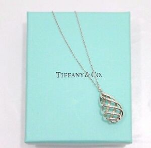 Tiffany & Co. Silver Necklace