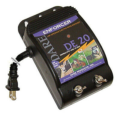 Electric Fence Energizer 1-acre Plug-in .05-joule