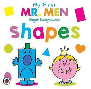 Mr Men: My First Shapes ' Hargreaves, Roger
