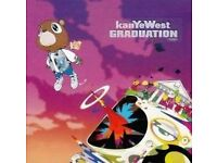 Kanyawest Graduation cd - VGC