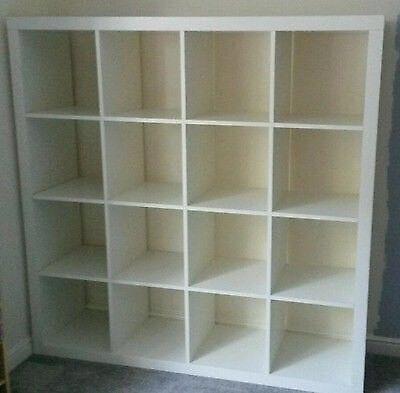 IKEA White Expedit Bookshelf