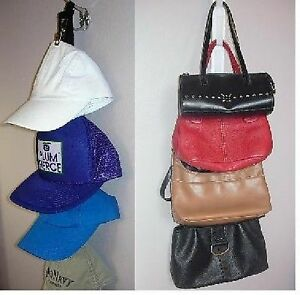 SUPER space saver organizer for purses or hats Edmonton Edmonton Area image 1