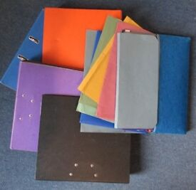 A4 folders (various)