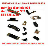 NEW INNER PARTS FOR IPHONE 4S INSIDE parts