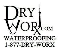 Basement Waterproofing / Foundation Crack Injections Best Value