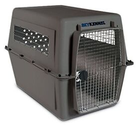 IATA Approved dog kennel/crate Giant sized