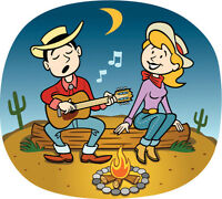 BEGINNER CAMPFIRE GUITAR LESSONS - SPECIAL OFFER!