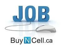BUYNCELL SMARTPHONE TECHICIAN WANTED AT BRAMPTON STORE