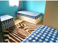 Room to share with 2 people (triple share)