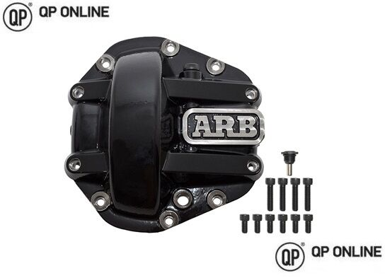 DEFENDER ARB DIFF COVER FOR THE FRONT OR REAR SALISBURY AXLES BRAND NEW DA8934