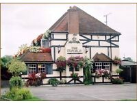 DEPUTY/ASSISTANT MANAGER REQUIRED FOR SMALL INDEPENDANT PUB NEAR BRAY