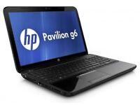 HP Pavilion G6 Laptop / Core i5 / 8GB RAM / 1TB HDD