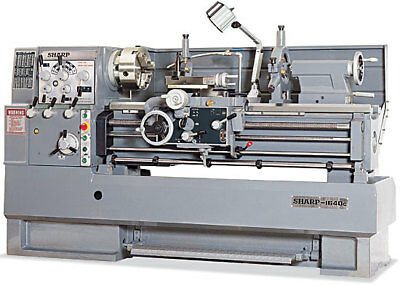 New Sharp 1640lv 16 X 40 Digital Variable Speed Precision Lathe