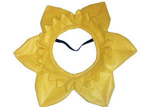 ST DAVIDS WELSH DAFFODIL HAT UNISEX ONE SIZE RUGBY FOOTBALL