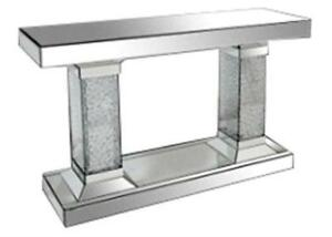Door Smashing Deals on Mirrored Console Tables (MS2010)