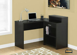 NEW ★ COMPUTER DESK ★ CORNER WITH STORAGE ★ Can Deliver