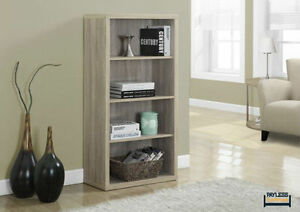 NEW ★ BOOKCASE ★ ADJUSTABLE SHELVES ★ Can Deliver