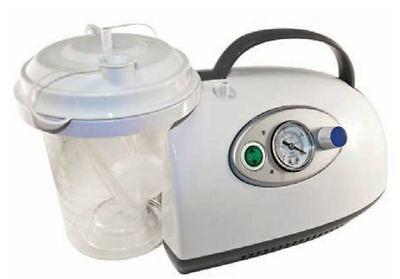 Roscoe Medical Lightweight Portable Suction Machine Aspirator 50004 NEW