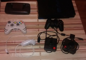 Video Game stuff for parts/not working/as is