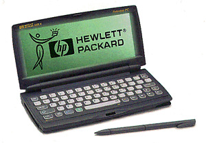 HP 360LX Palmtop PC West Island Greater Montréal image 1