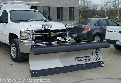 Blizzard Snow Plow for sale | Only 3 left at -60%