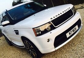 Land Rover Range Rover Sport 2.7 SE TDV6, FULL AUTO BIOGRAPHY KIT
