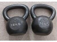 Kettlebells 16kg
