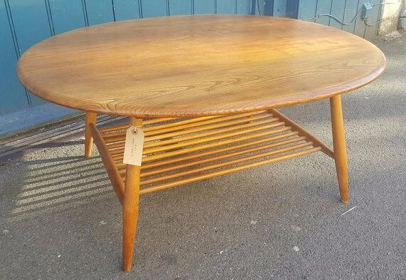 vintage ercol coffee table choice image table furniture design ideas
