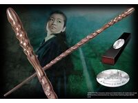 Harry Potter official merchandise Chow Chang wand