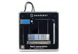 [Bargain] 3D Printer - Sharebot Next Generation