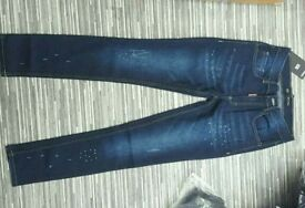 Dsquared Slim Fit Jeans