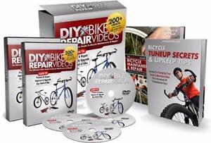 Learn How to Fix, Repair & Maintain Your Own Bicycle