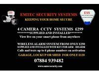 CCTV and ALARM INSTALLERS GLASGOW