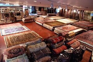 **Liquidation TORONTO PERSIAN RUGS SHOWROOM