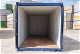 Available now to let 20ft container for storage available for short and long term needs