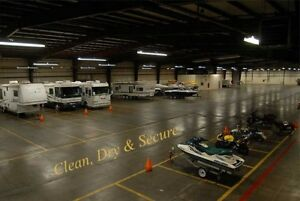 Premium Boat/RV/Vehicle Indoor Storage Available