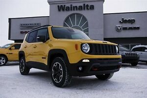 2016 Jeep Renegade 4x4