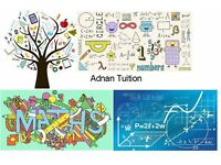 Experienced maths home tutor for GCSE & A level Maths student £40 for two hours/ £25 per hour