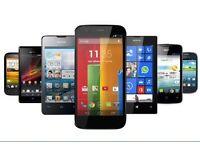 Broken and faulty smartphones only