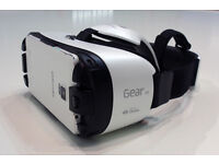 Samsung Gear Virtual Reality VR Headset 2015 (WHITE/BLACK)