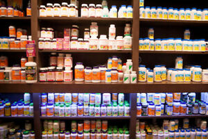 Nutritionist- Health Food Store