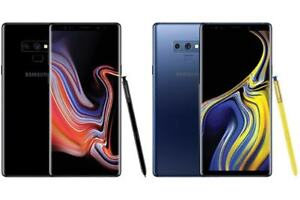 """STORE SALES"" New Sealed Samsung Note 9, 128GB, Warranty"